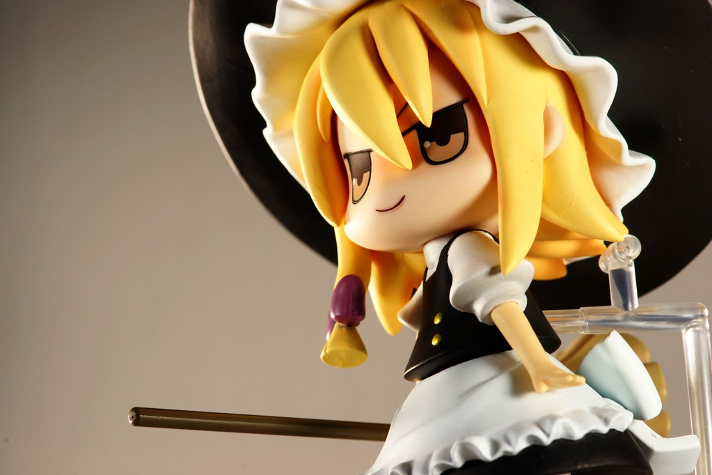 "Touhou Figure Toranoana /"" Series 03 Marisa Daze /"""