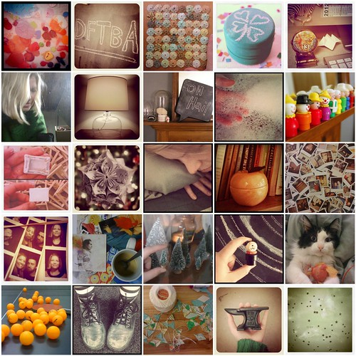 instagram mosaic
