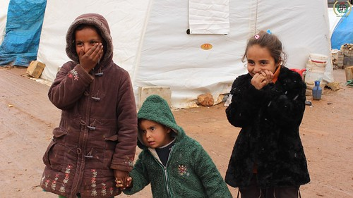 Refugee camp in Aleppo, December 2013 | by İHH İnsani Yardım
