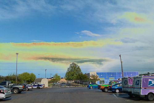 morning art station sanantonio photography tx parking lot cedar service postal usps elm 78249