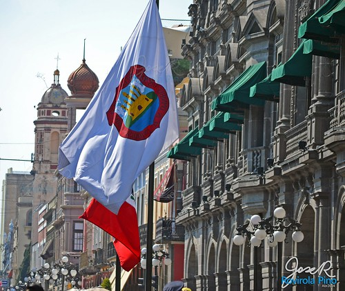 Bandera Angelopolitana