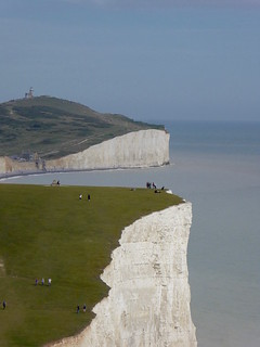 Flagstaff Point and Belle Tout Seaford to Eastbourne walk