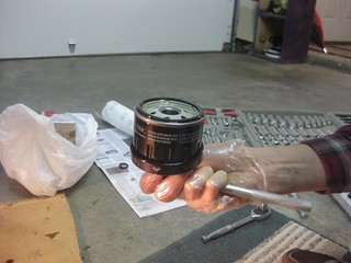 Oil Filter   by sheridesabeemer