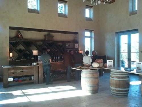 Miraflores Winery   by rednikki