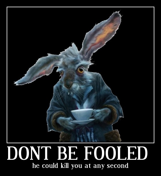 March Hare Alice In Wonderland 2010 Whiteraven Ryan Flickr