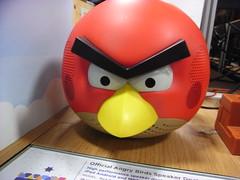 2011/12/03 (土) - 20:53 - Angry Bird スピーカ