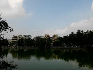 Hoan Kiem Lake, Hanoi | by soniahhhh