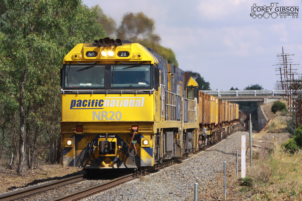 NR20 & NR49 with the WP2 Steel at Ararat by Corey Gibson