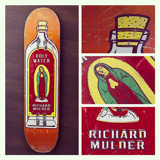 Chocolate Skateboards - Richard Mulder