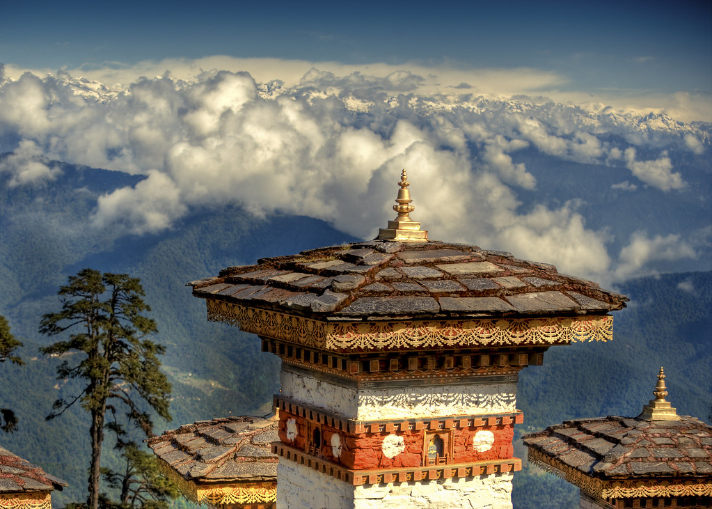 Bhutan - DochuLa Pass