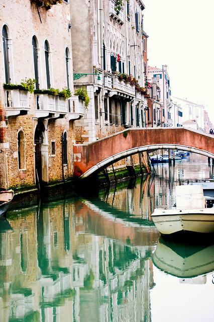 Reflecting on Venice