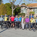 Bicycle friends and rides 2012