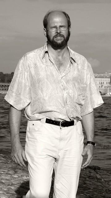 Russia: Me in St. Petersburg - IMG_5750