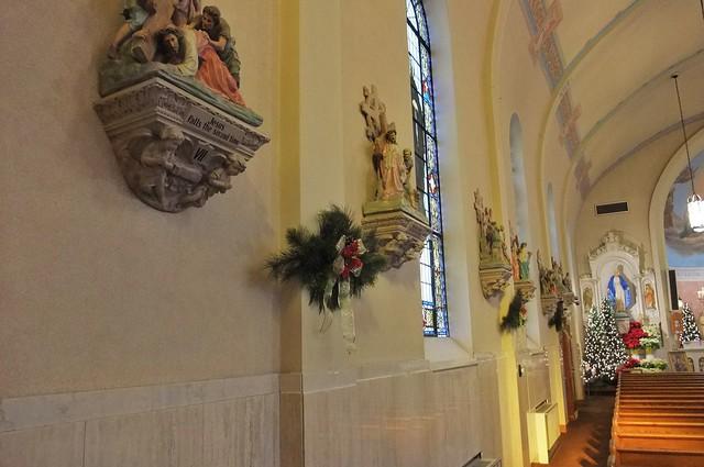 St. Adalbert Catholic Church, Berea, OH
