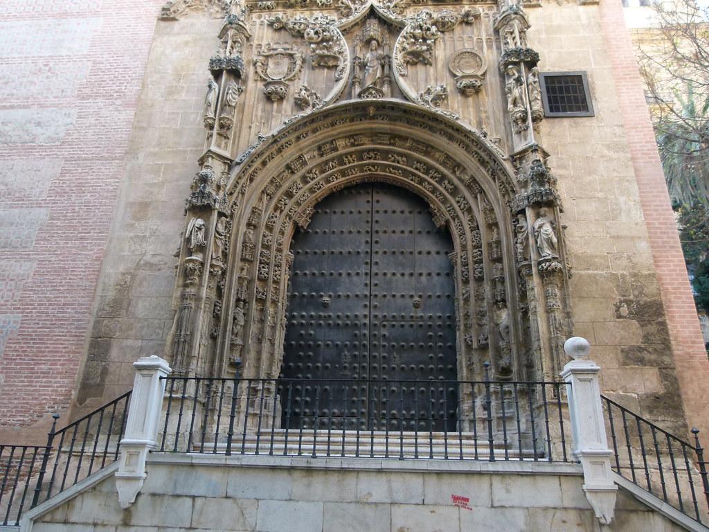 Iglesia del Sagrario de Málaga