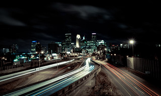 The Minneapolis City Skyline | by A Brand New Minneapolis
