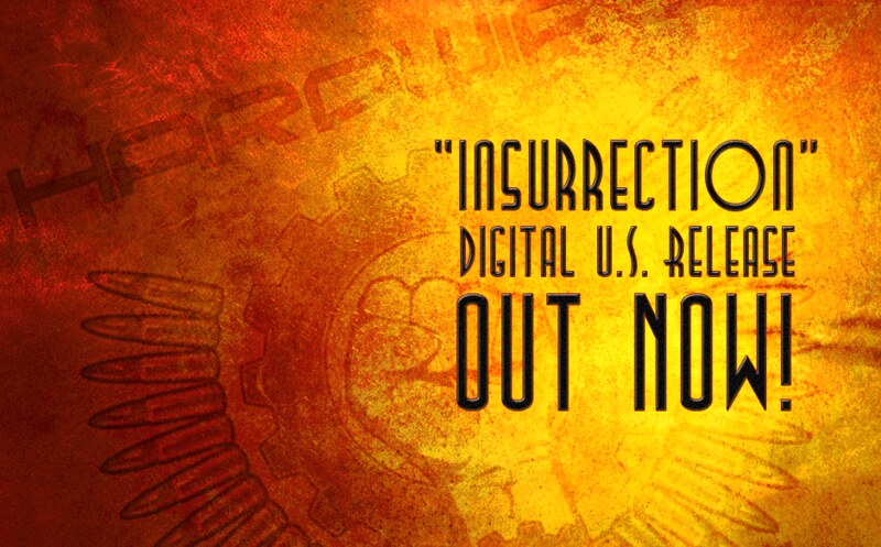 Insurrection Digital Release