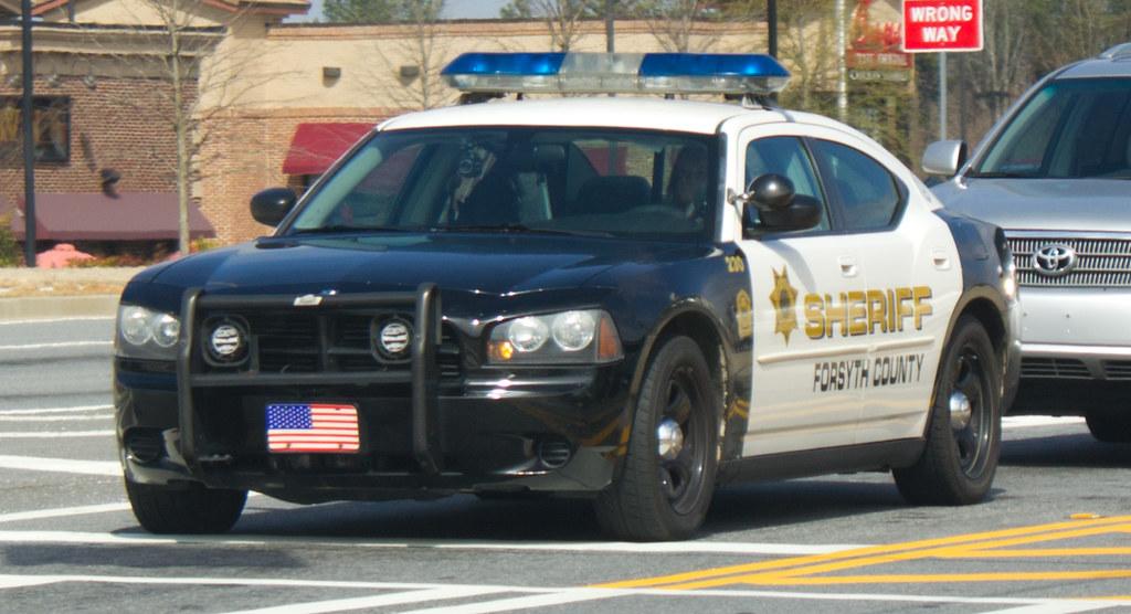 Forsyth County Sheriff | Dodge Charger | Kyle McDane | Flickr