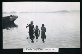 Mary Agnes Chase's Field Work in Brazil, Image No.1949. Paqueta, Warner's.