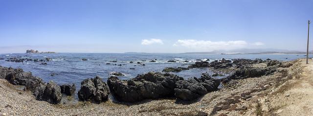 Bahia Conchali (bay), Los Vilos, Coquimbo Region, Chile 1