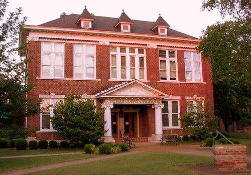 tn dusk tennessee courthouse ashlandcity countycourthouse nrhp cheathamcounty tn249 tn12 tn49 bmok bmok2 usccthcheatham