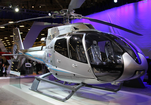Eurocopter EC-130 T2 - Unveiled at HeliExpo 2012