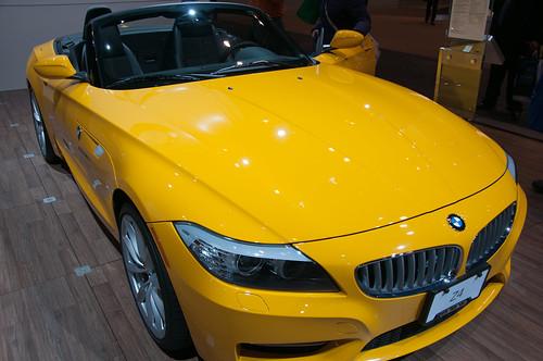 2012 BMW Z4 Roadster Photo