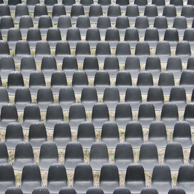 Choose Your Seat - Steyr - Austria