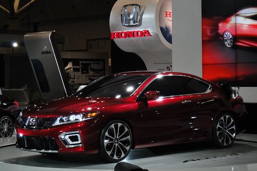 2013 Honda Accord Coupe Photo