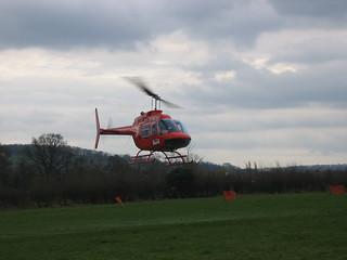 G-BEWY Bell 206 Jet Ranger