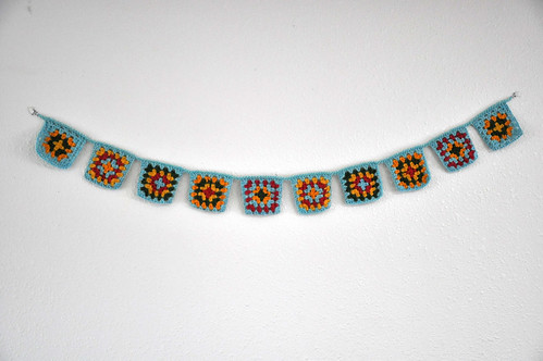 Granny Square Bunting | by Andi.Pants