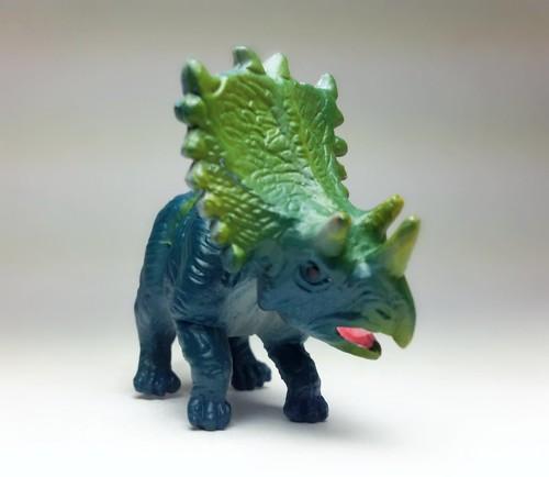 Baby Chasmosaurus   by Omega~Charge