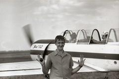 Лётная практика,1983г. КАСК, Энем