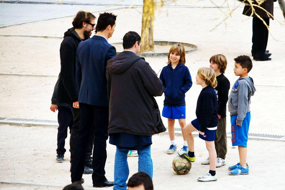 Cristiano Ronaldo Shooting A Commercial For Bes Cristiano Flickr