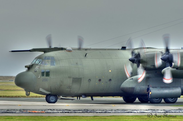 The Back Bone Of The Forces ... The Hercules