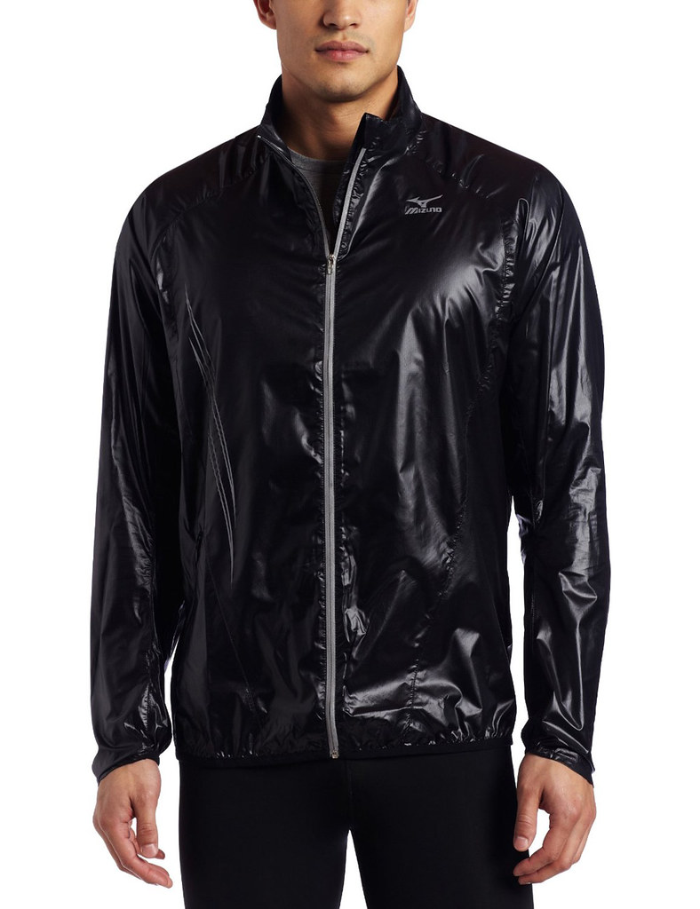 mizuno jacket running