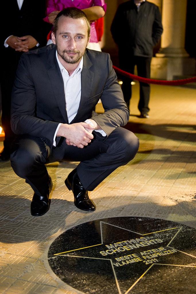 Film Festival Ostend, Matthias Schoenaerts