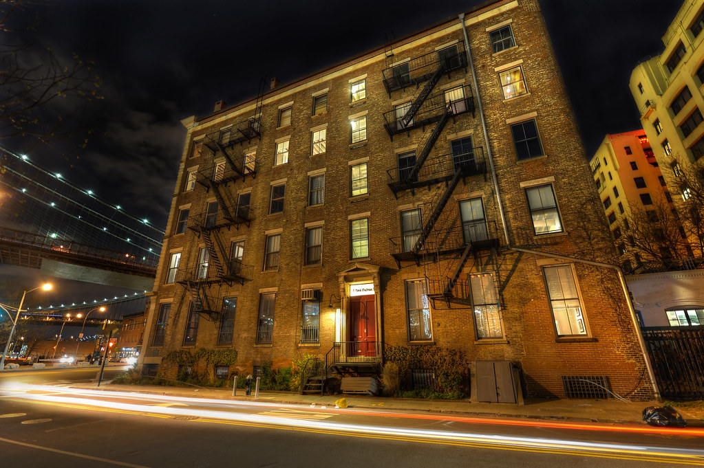 8 Old Fulton Street Brooklyn New York I Don T Really