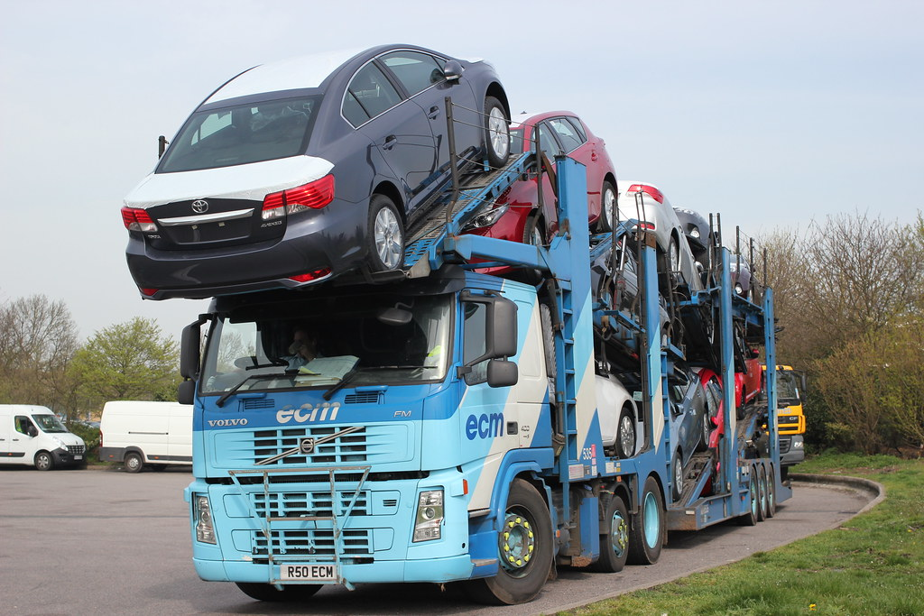 What Is Ecm In Car >> ECM Vehicle Delivery Service . R50ECM . Birchanger M11 Mot