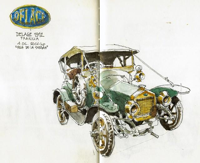 Delage 1912