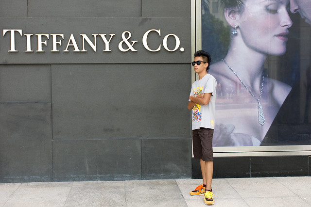 Tiffany & Co & Him