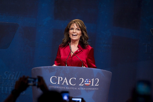 Sarah Palin Speaking at CPAC 2012 | by markn3tel