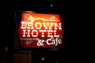 The Brown Hotel & Cafe | by road triper