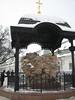 Kyjev – Kyjevskopečerská lávra, jeden z kamenných zbytků jeskynní lavry, foto: Ilona Trnková