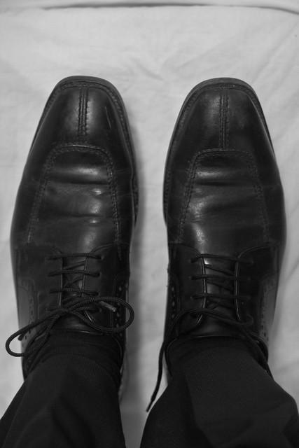 Memento Mori I (Feet)