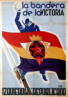 Magam, The flag of victory (Republican Left) 1937   by kitchener.lord