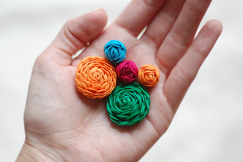 ric rac roses | by this lyre lark