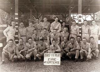 2085th Engineer Aviation Fire Fighting Platoon-Barrackpore