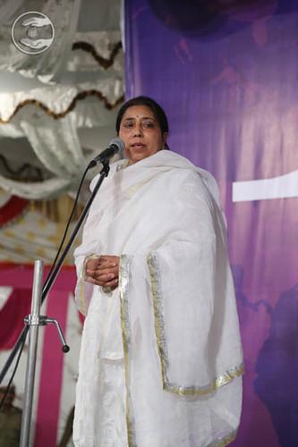 SNM Zonal Incharge Sandhya Saxena, Bikaner