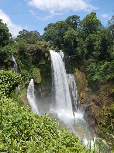 Honduras - Pulhapanzak waterval